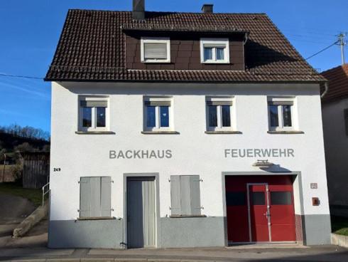 Gerätehaus Abt. Brucken
