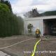 Garagenbrand 13.06.2020